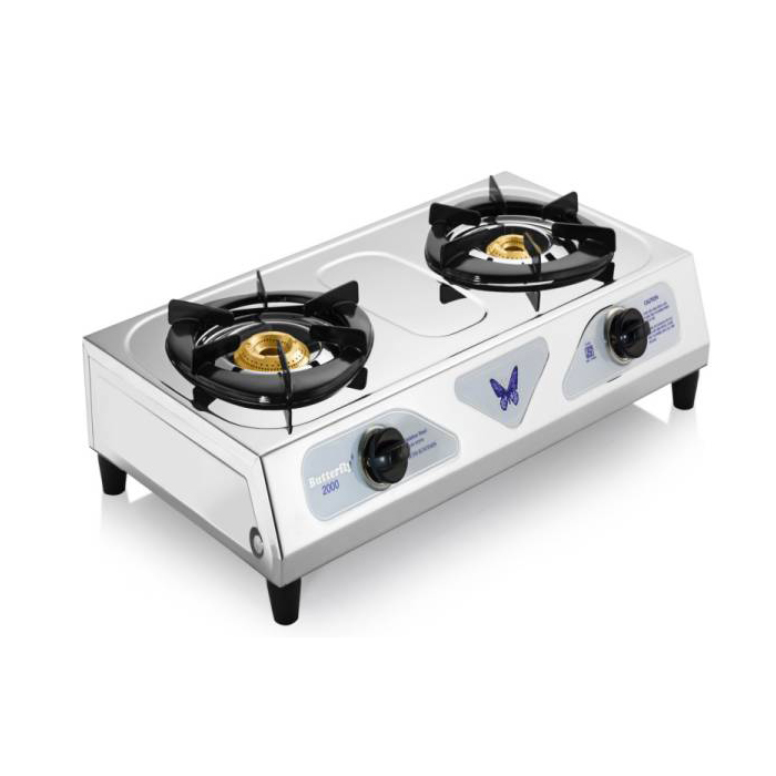 Butterfly 2000 Gas Stove (auto Ignition)