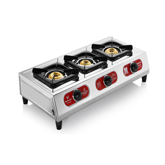 Butterfly Friendly Gas Stove