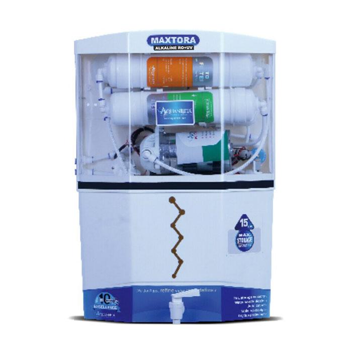 Aquaneeta Water Purifier Maxtora Alkaline Ro+uv
