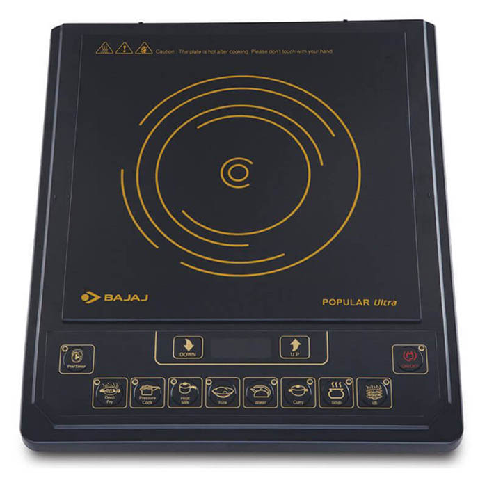 Bajaj Induction Cooker Popular Ultra