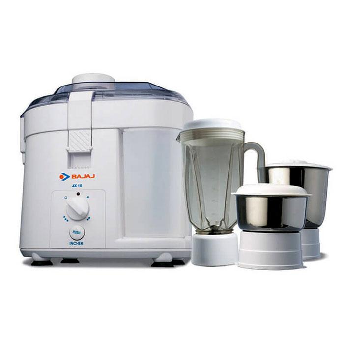 Bajaj Juicer Mixer Grinder Jx 10
