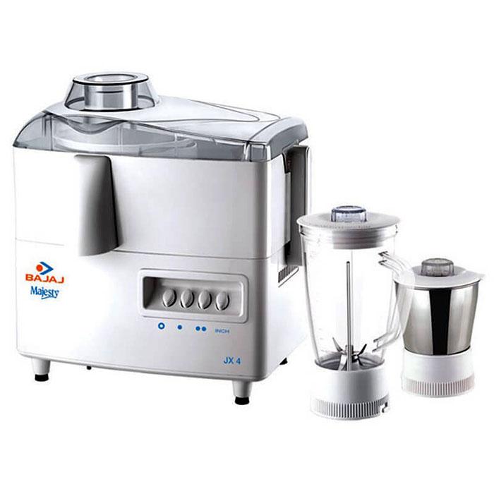 Bajaj Juicer Mixer Grinder Majesty JX4