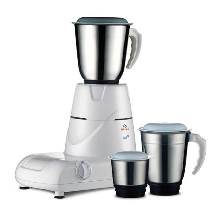 Bajaj Mixer Grinder Gx 6-500W