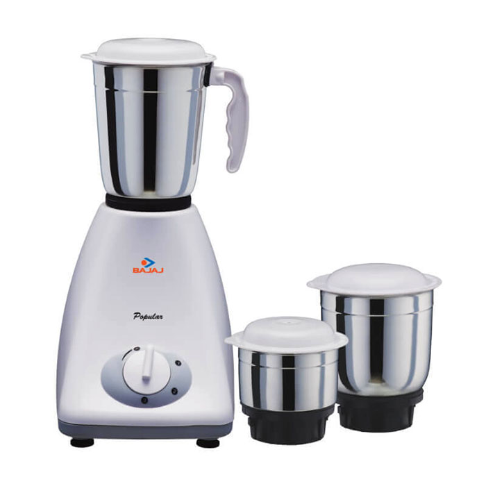 Bajaj Mixer Grinder Popular-450W