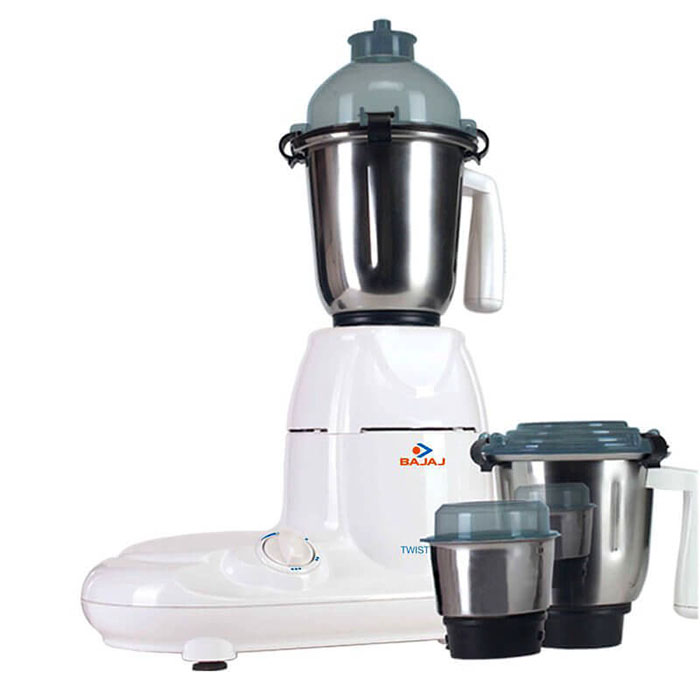 Bajaj Mixer Grinder Twister -750W