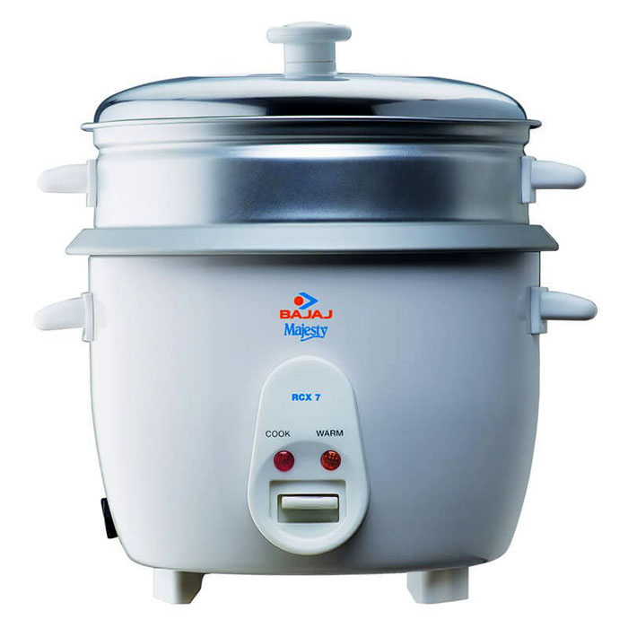 Bajaj Rice Cooker Majesty New Rcx 7