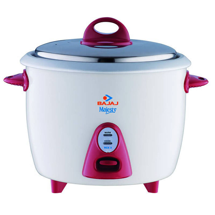 Bajaj Rice Cooker Majesty New RCX3