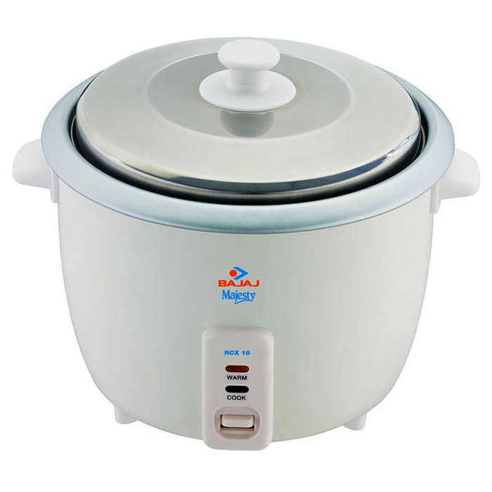 Bajaj Rice Cooker Majesty Rcx 18