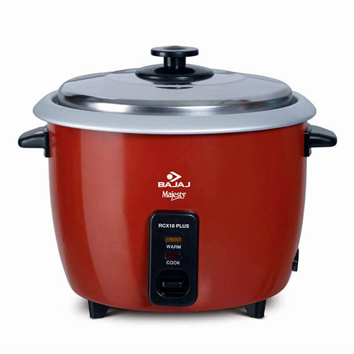 Bajaj Rice Cooker Majesty Rcx 18 Plus