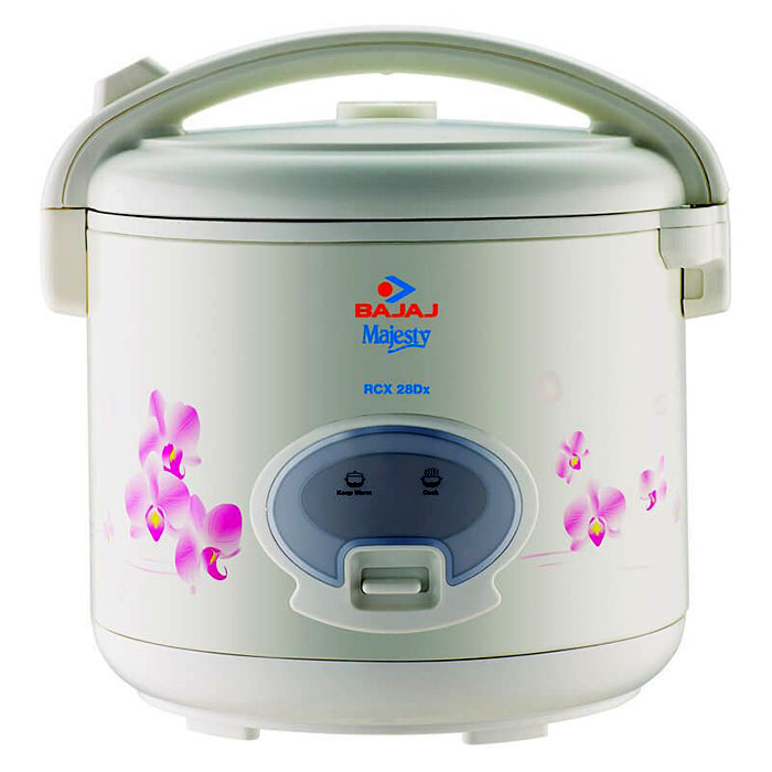 Bajaj Rice Cooker Majesty RCX28 Deluxe