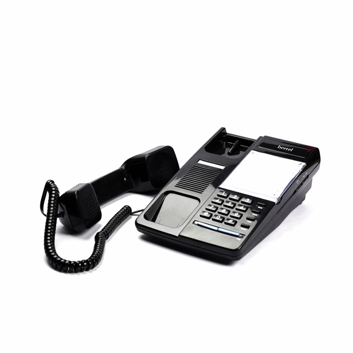Beetel B70 Corded Landline Phone  (black)