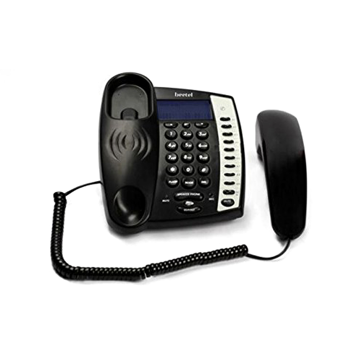 Beetel M60 Corded Phone (black)