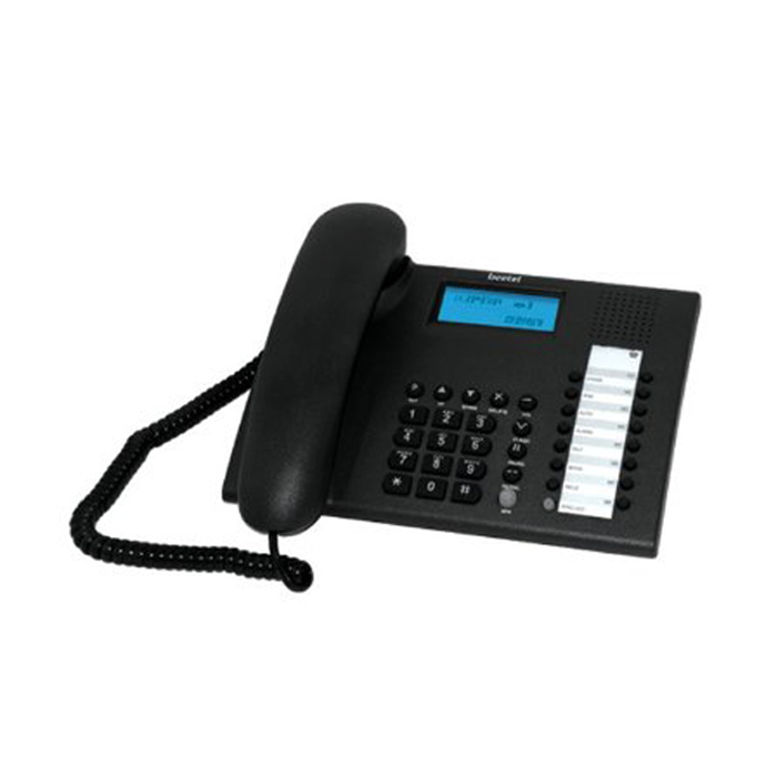 Beetel M90 Cli Corded Phone (black)