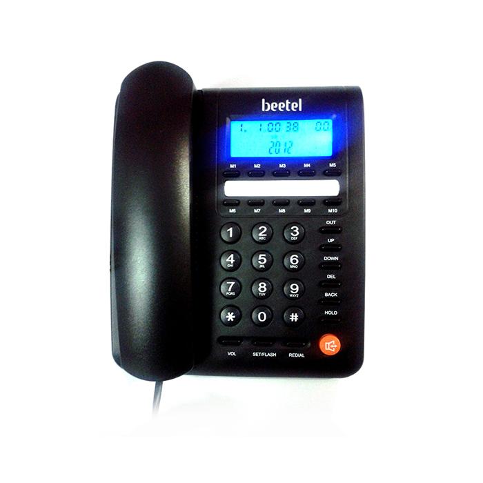 Beetel Telephone M59 Black