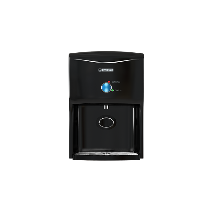 Blue Star Water Purifier Prisma Ro+uv- Black