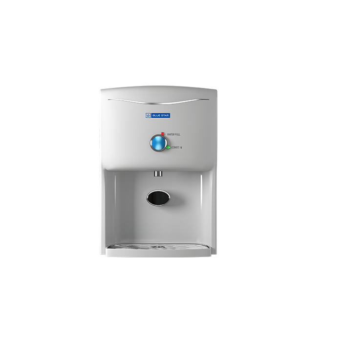 Blue Star Water Purifier Prisma Ro+uv- White