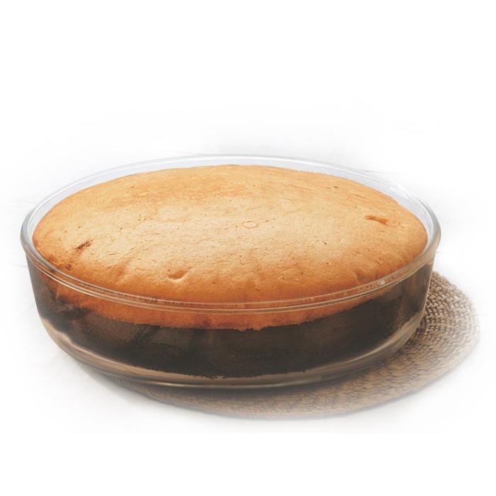 Borosil Round Cake Dish 2L