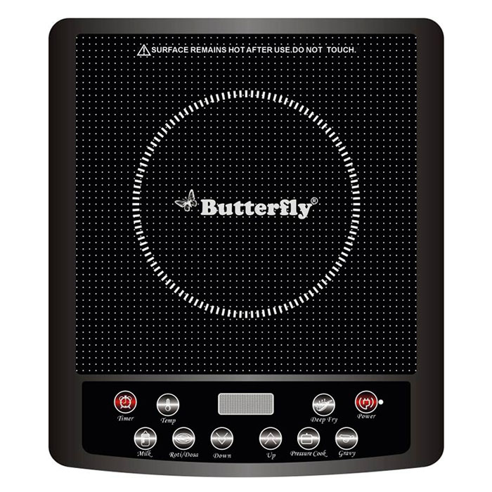 Butterfly Induction Cooktop Jet