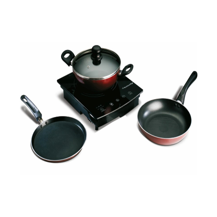 Butterfly Non-stick Kitchen Combo Pack 3