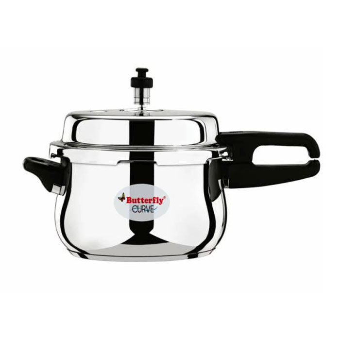 Butterfly Pressure Cooker Curve 3 Litre