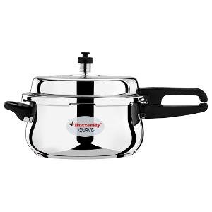 Butterfly Pressure Cooker Curve 5 Litre