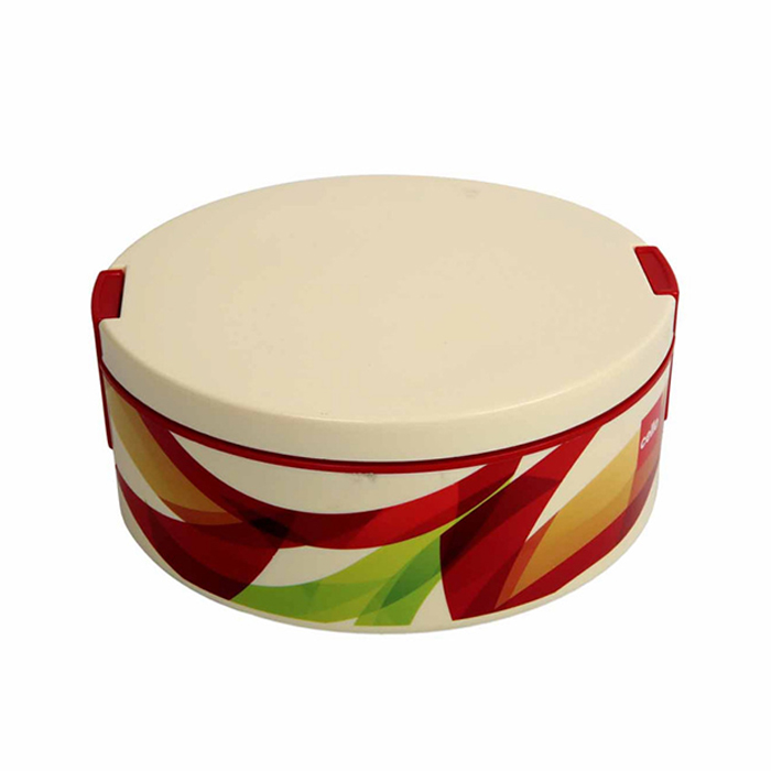 Cello Casserole Prisma Maroon 1500ML