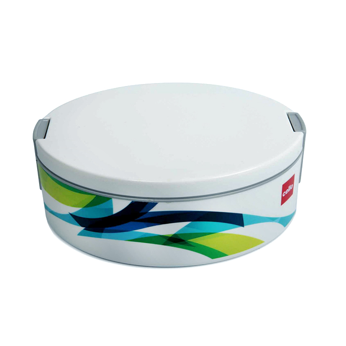 Cello Casserole Prisma White Grey 600ML