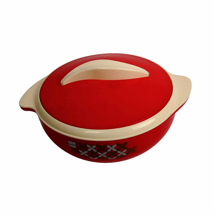 Cello Casserole Sizzler Red 2800ML