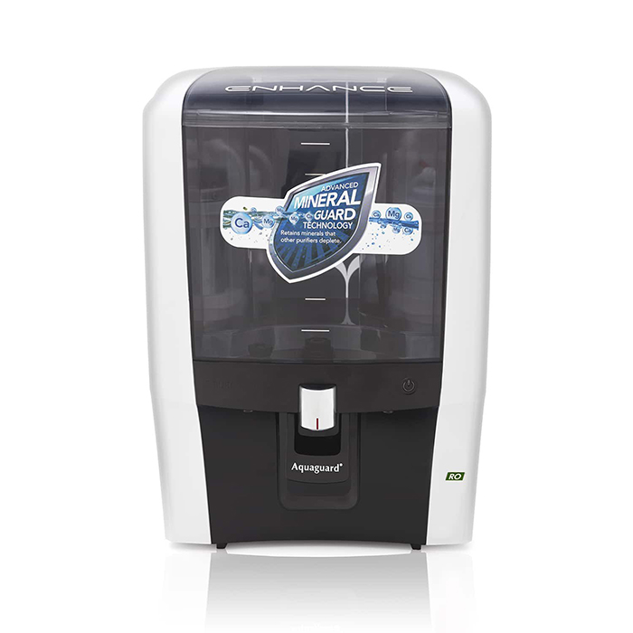 Eureka Forbes Water Purifier Aquaguard Enhance Green Ro