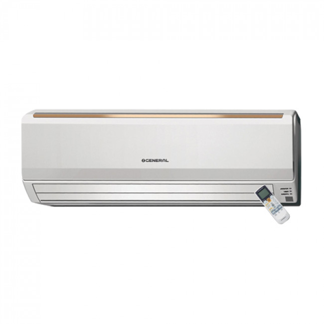 General Air Conditioners Inverter Split Hot & Cold ASGG30LFCD - 2.5 Ton