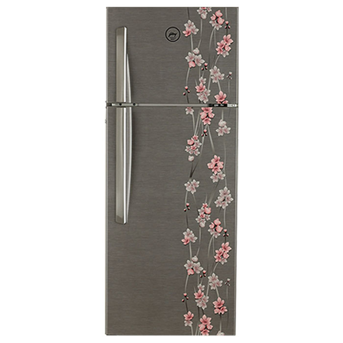 Godrej Refrigerator Double Door Rt Eon 290 P 3.4-Silver Meadows