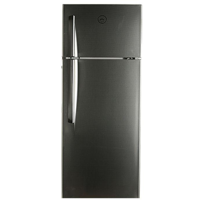 Godrej Refrigerator Double Door Rt Eon 331 Pd 3.4-Silver Atom