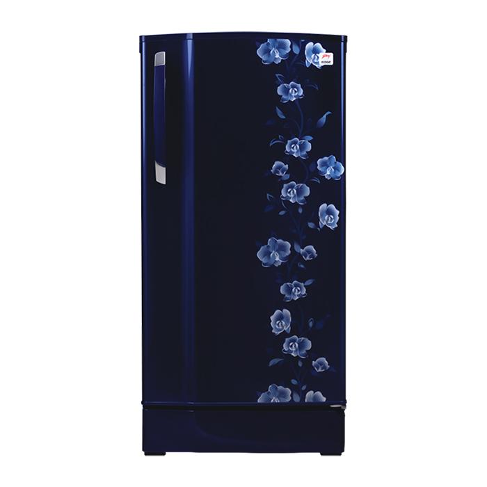 Godrej Refrigerator Sd 185L Rd Edgesx 185 Ct 2.2-Neo Orchid Blue