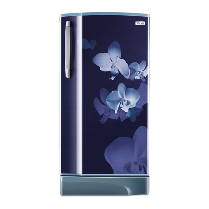 Godrej Refrigerator Single Door 221L Rd Edgesx 221 Ct 3.2-Indigo Orchid