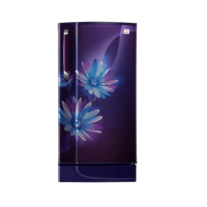 Godrej Refrigerator Single Door Rd Edge 200 Taf 3.2-185L-Daisy Purple