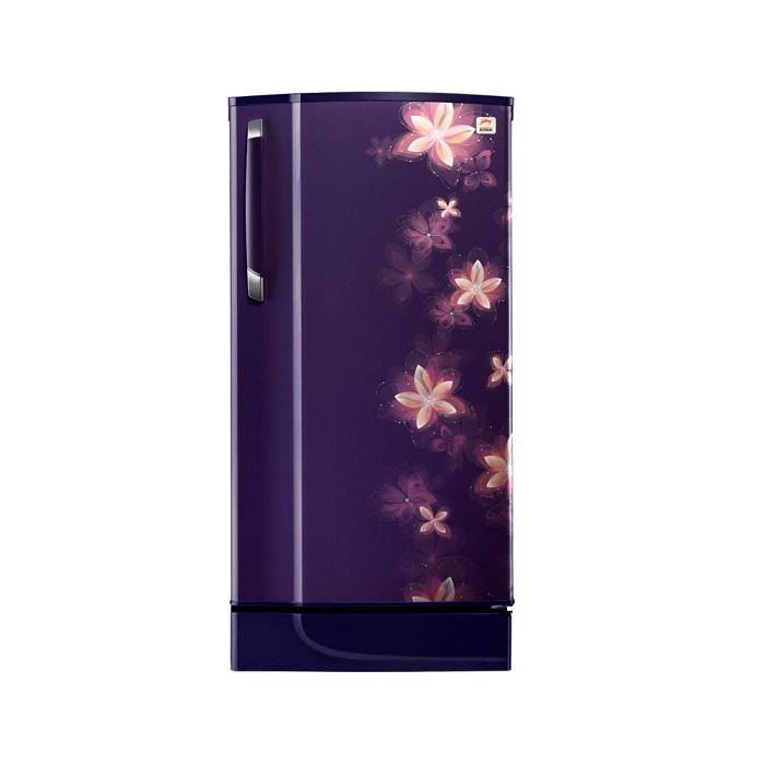 Godrej Refrigerator Single Door Rd Edge 200 Taf 3.2-185L-Galaxy Purple