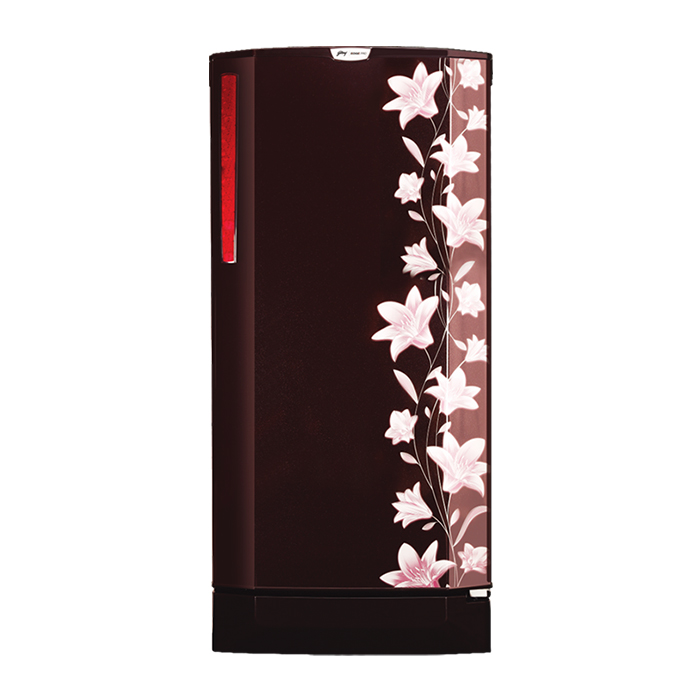 Godrej Refrigerator Single Door Rd Edgepro 190 Ct 3.2-Jasmine Wine