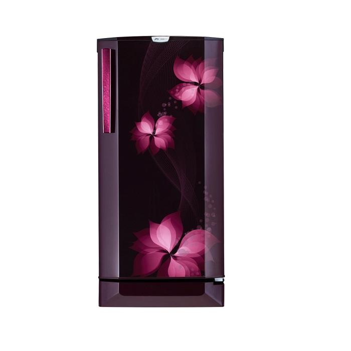 Godrej Refrigerator Single Door Rd Epro 205 Tai 5.2-190L-Breeze Wine