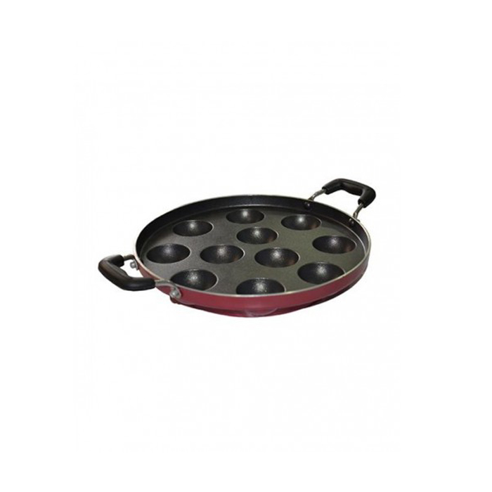Greenchef Non-stick PANIYARAKKAL-11 Pits-3mm Thick