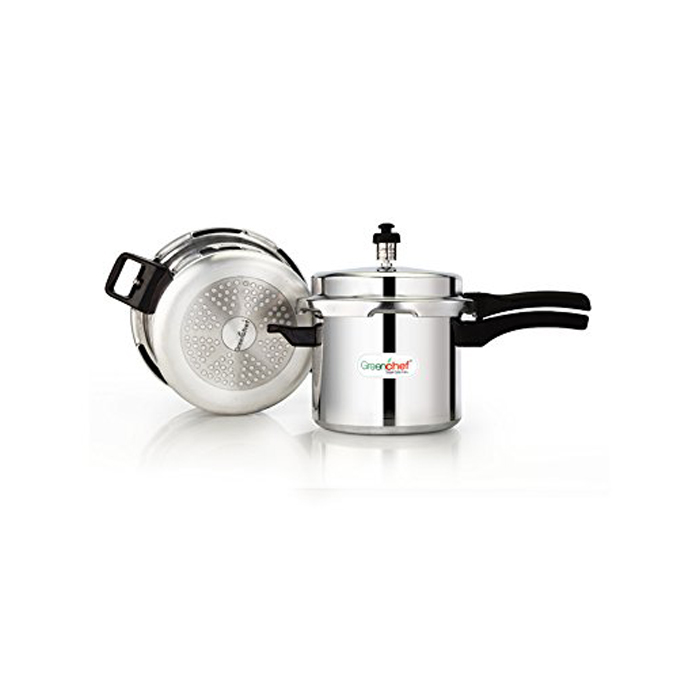Greenchef Pressure Cooker Induction Base 3L