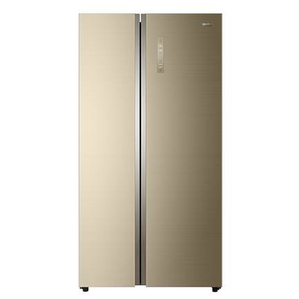 Haier Refrigerator Side By Side French Doors HRF-618GG-565L