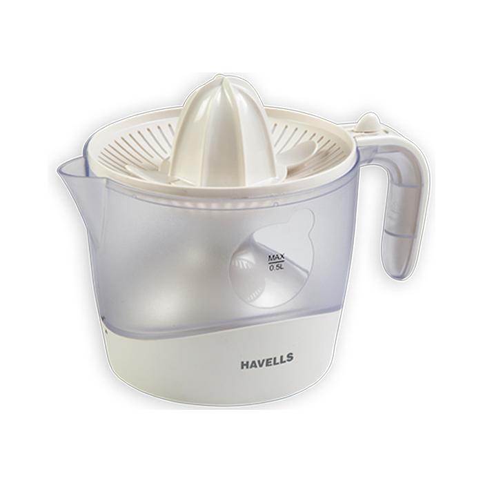 Havells Citrus Press Juicer White (0.5 L)