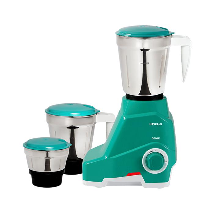 Havells Mixer Grinder Genie Green 500W