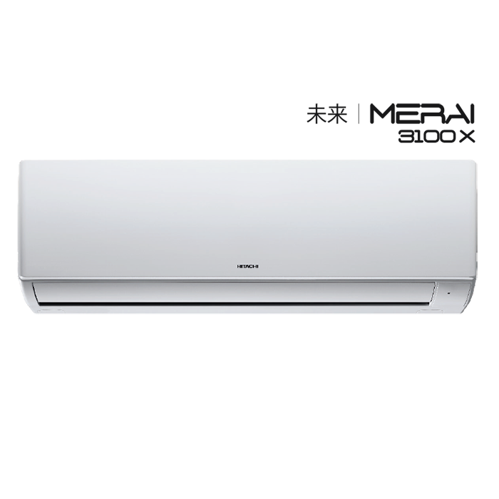 Hitachi A/c Split Merai 3100X RMC324HBEA -2.0 Ton ,3 Star