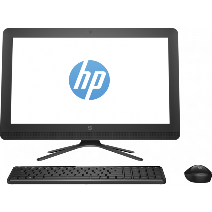 Hp All-in-one Desktop - 20-c219in( 4 Gb/1 Tb/intel Hd Graphics)