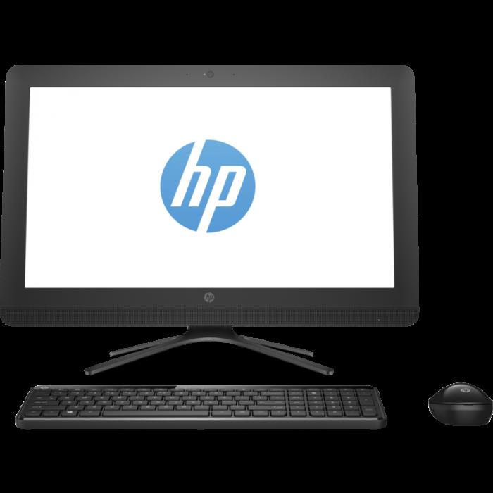 Hp All-in-one Desktop - 22-b301il( 4 Gb/1 Tb/intel Hd Graphics 620)