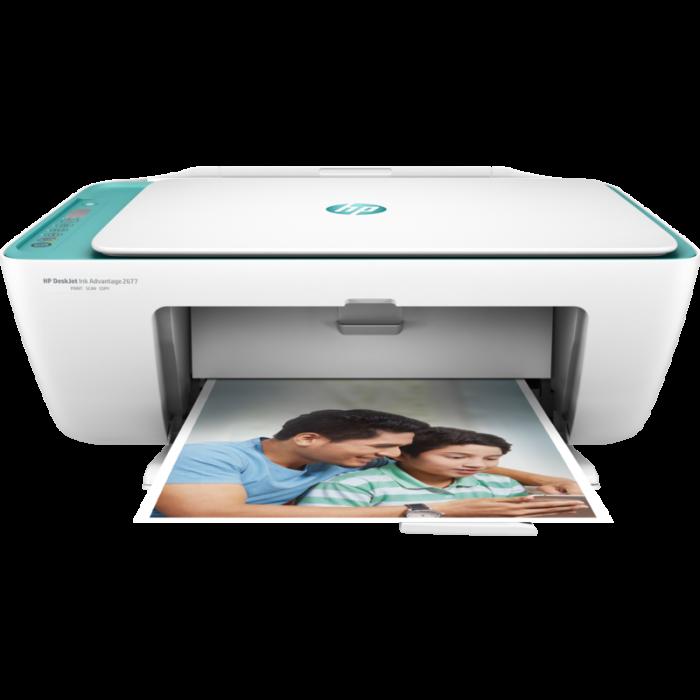 Hp Deskjet Ink Advantage 2676 All-in-one Printer
