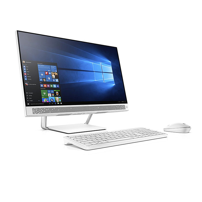 Hp Pavilion 24–q252in All-in-one Desktop (8GB/1TB/2GB Graphics)