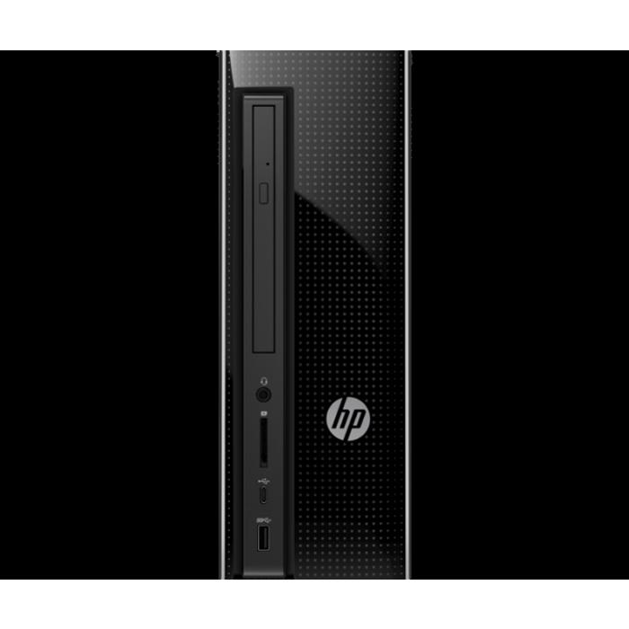 """Hp Slimline Desktop - 270-p033in+19.45"""" Monitor"""