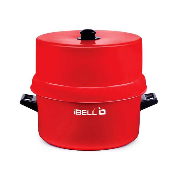 Ibell Aluminium Steam Pot-ibl Alhp 1000